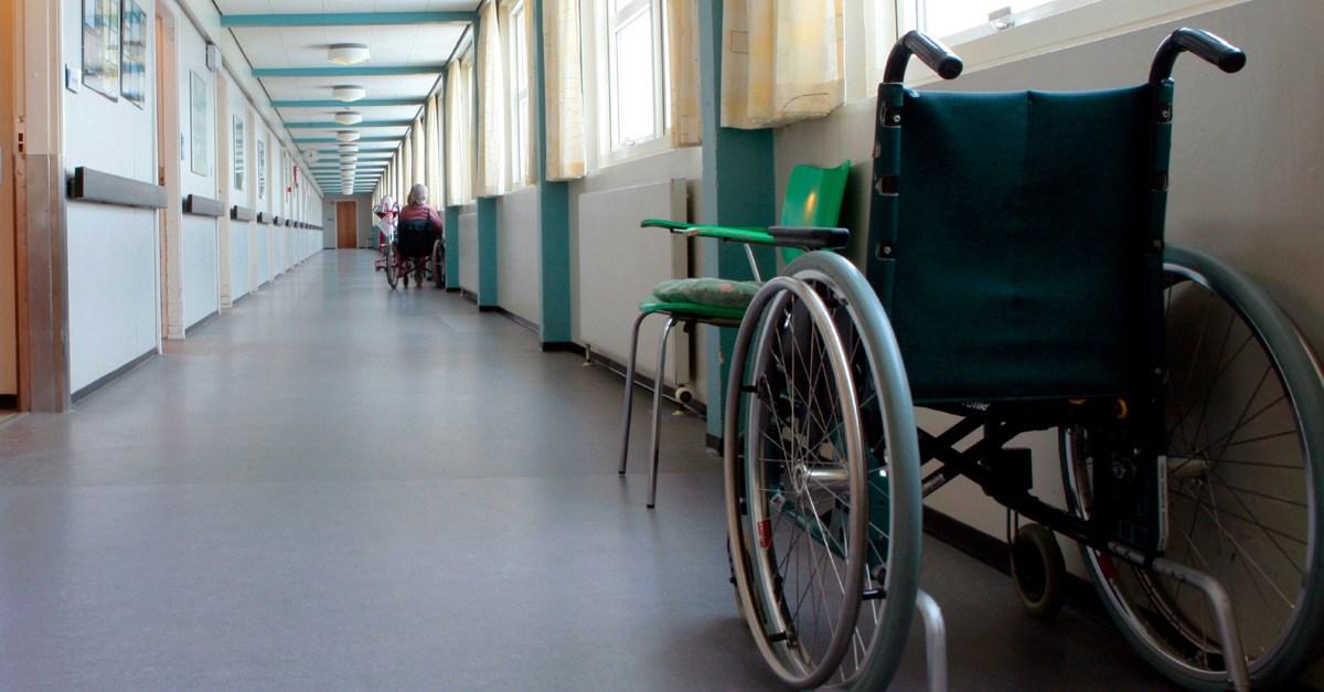 Negligencia en residencia de ancianos