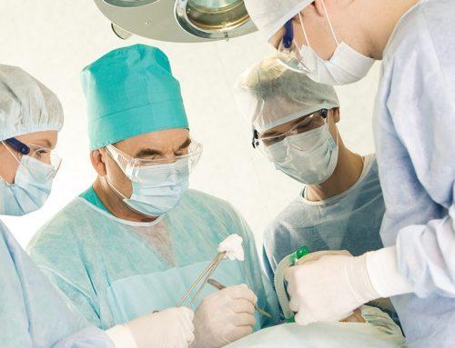 Negligencia médica por intervención mal realizada