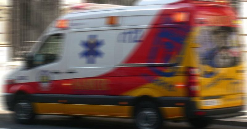 No se envió una ambulancia al domicilio